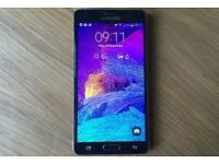 Wanting to swap Samgsumg Galaxy Note 4 For iPhone 6 Plus