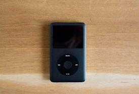 Rare iPod Classic 120GB in Black