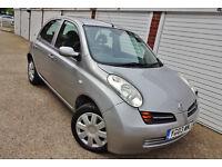 ## Cheap 2003 03 Nissan Micra 1.2 Se Manual Low Miles ##