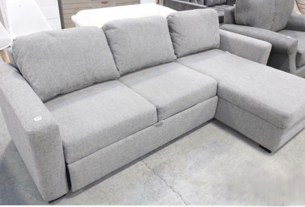 Fine John Lewis Sacha Corner Sofa Bed In Grey Brand New Rrp 1249 Half Price Sale In Stretton Staffordshire Gumtree Bralicious Painted Fabric Chair Ideas Braliciousco
