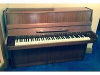Wilh.steinmann Upright Piano