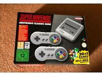 Nintendo Classic Mini: Super Nintendo Entertainment System (SNES)