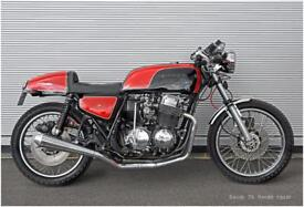 HONDA CB750 caferacer 1976 supersport custom classic