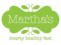 Martha's Corporate Delivery Driver