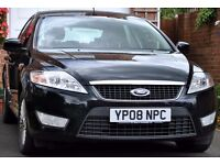Ford Mondeo 2.0 TDCi Zetec (2008), full service history, 12 months MOT