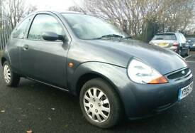 2005 Ford ka 1.3 petrol low Genuine mileage with service history Cheap to run
