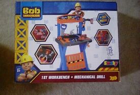 Bob The Builder My First Workbench new in box £7