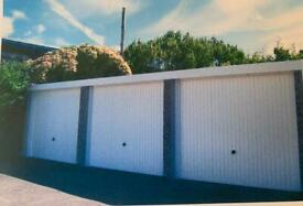 Lock up garage to let - St Just