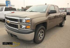 2014 Chevrolet Silverado 1500 Air Conditioning | Power Options