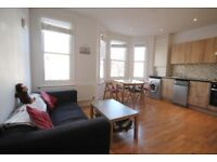 Very Spacious Flat, Wood Floors, Great Location, Modern, Bright, Well Presented