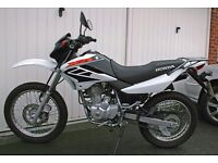 Honda Xr125 xr125l motorbike WANTED , any condition for spares or running
