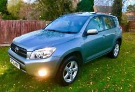 2006 TOYOTA RAV4 XT4 ~ 2.2 D-4D ~ F.S.H! SUNROOF + LEATHER! VERY CLEAN!