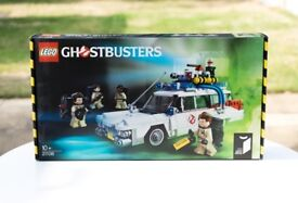 LEGO Ideas 21108 Ghostbusters Ecto-1 Limited Edition Set (Retired)