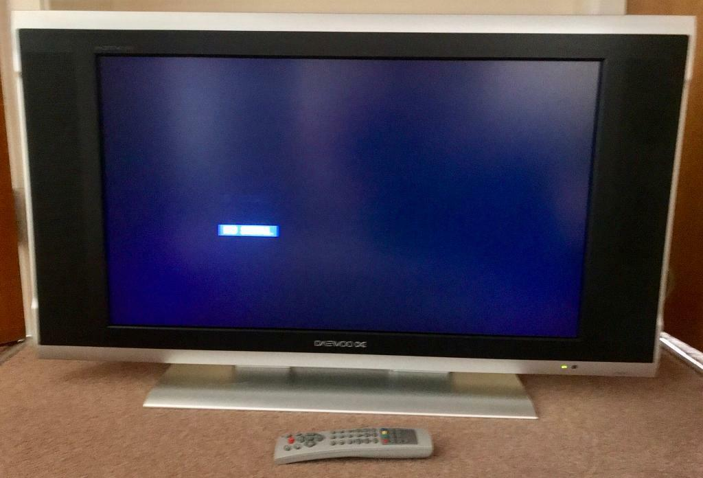 "DAEWOO 32"" Flat Screen HDTV Ready TV   in Fort William, Highland"
