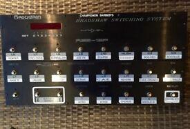 Bradshaw - Custom Audio Electronics Rocktron/Bradshaw RSB-18 R+F Switching System