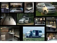 VW T5 fully loaded Silver Camper, AC, 38k miles, Pop Top, 1 previous owner, FSH, Excellent condition