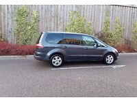 FORD GALAXY 2007 DIESEL 7 SEATER NEW CLUTCH AND FLY WHEEL.