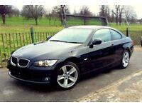 BLACK BMW Coupe 325i, 2009, LOW PRICE, HI-PERFORMANCE, EXCELLENT DRIVE, SUPERB CONDITION & CLEAN
