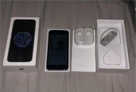 iPhone 6 space grey 16gb boxed