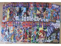 The Avengers United comics - issues 1 (Jun 2001) - 43 (Aug 2004)