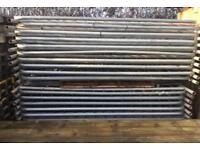🏗 HERAS TEMPORARY SECURITY FENCE PANELS > USED