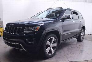 2015 Jeep Grand Cherokee LIMITED  AWD MAGS TOIT CUIR NAVI