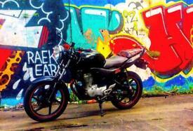 Honda cbf 125 (custom)