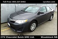 2013 Toyota Camry LE - Factory Warranty - Automatic