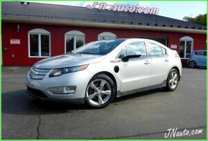 2012 Chevrolet Volt Premium,  Électrique + Essence, GPS + Cuir,C