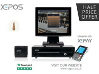 BRAND NEW All in One XEPOS Salon System - EPOS Till Hair Nail Tanning Beauty Barber Hairdresser Spa
