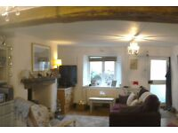 Lovely 2 bed cottage in Devon to rent.