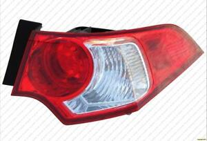 Tail Light Passenger Side Acura TSX 2009-2010
