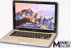 " 13"" Apple MacBook Pro Core 2.66Ghz 4gb 320GB HD Logic Pro X FL Studio Cubase 8 Ableton Adobe CS6 "