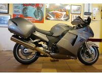 Honda Blackbird CBR1100XX (One owner from new) First reg. June 2008 with only 12577 miles.