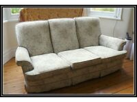 Big old comfy sofa in Bishopston FREE to good home. You'll need a van!