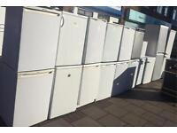 Undercounter fridge freezer 100% working with Warranty