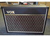 Vox AC15 amp in excellent condition