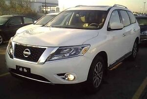 2013 Nissan Pathfinder SL LEATHER SUNROOF 4WD