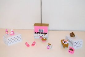 Shopkins Ballet Set