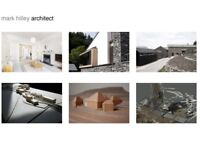 Architect new build extensions plans and permissions