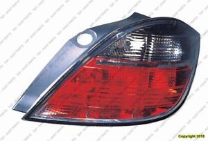 Tail Lamp Passenger Side 4Dr High Quality Saturn Astra 2008-2009