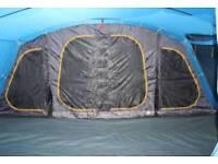 Bedrooms for hi gear oasis elite 8