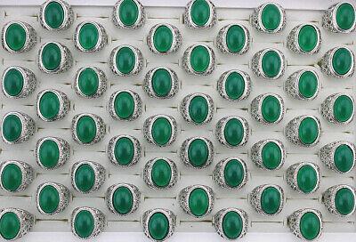 6pcs Wholesale Fashion Jewelry Lots Green Resin Unisex Hollow Trendy (Trendy Fashion Wholesale)