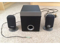 2.1 Mikomi Subwoofer and Speakers for Laptop / PC