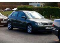 Audi A3 1.6 Sports Edition (2001)