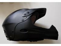 Full Face Helmet BMX MTB HELMET