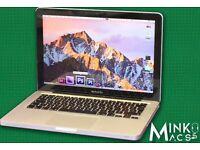 "2.4Ghz 13"" Apple MacBook Pro 4gb 250GB Final Cut Pro X Final Draft 9 Davinci Resolve Studio Motion 6"