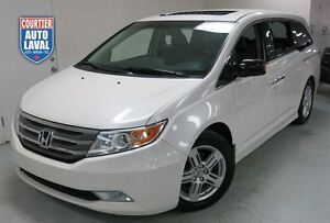 2012 Honda Odyssey TOURING-DVD-CUIR- TOIT-CAM