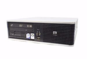 HP DC5850 Triple Core Desktop - Win 7 Pro