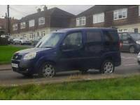 Fiat Doblo 1.9 Multijet 120 Turbo Failure